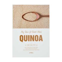 Tканевая маска с экстрактом киноа A'PIEU My Skin-Fit Sheet Mask Quinoa