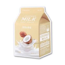 Увлажняющая маска с экстрактом кокоса A'Pieu Coconut Milk One-Pack