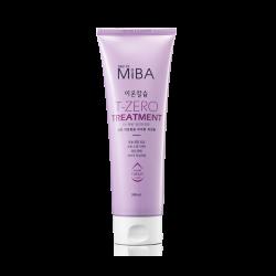 Бальзам для лечения поврежденных волос Miba Ion calcium T-zero Treatment