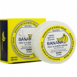 Крем Juno Zuowl Foot&Elbow Cream Banana