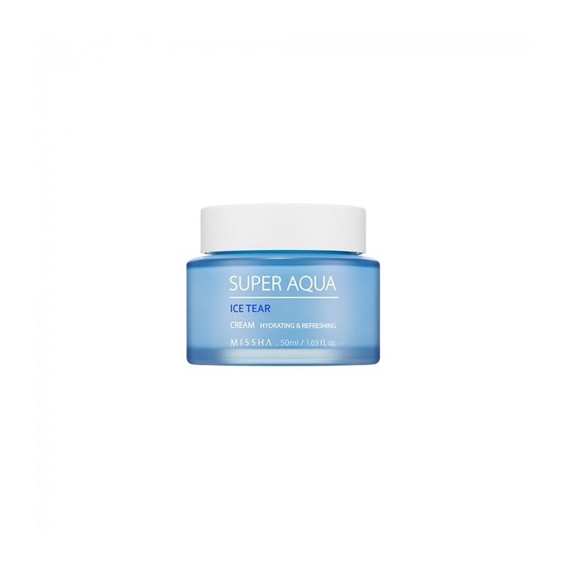 Освежающий крем Missha Super Aqua Ice Tear Cream
