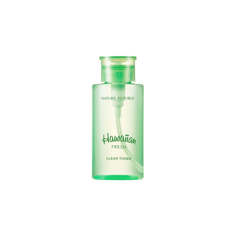 Тонер NATURE REPUBLIC Hawaiian Fresh Clear Toner