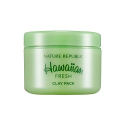 Глинянная маска Nature Republic Hawaiian Fresh Clay Pack