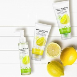 Пенка с экстрактом лимона Secret Key Lemon Sparkling Cleansing Foam