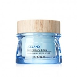 Крем минеральный Saem Iceland Water Volume Cream For Combination Skin