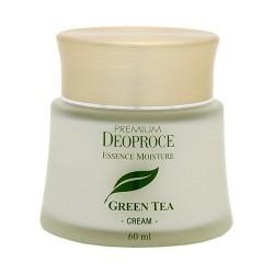 Крем с экстрактом зеленого чая Deoproce Green Tea Total Solution Premium Cream