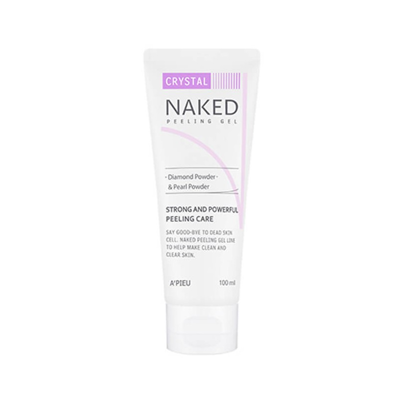 Пилинг гель A'Pieu Naked Peeling Gel Crystal