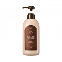 Шампунь с аргановым маслом SKINFOOD Argan Oil Silk Plus Shampoo