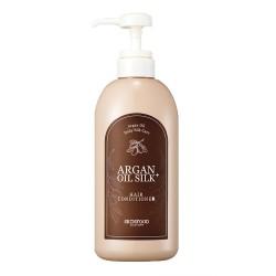 Кондиционер с аргановым маслом SKINFOOD Argan Oil Silk Plus Hair Conditioner