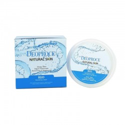 Крем с экстрактом ледниковой воды Deoproce Natural Skin H2O Moisturizing Cream
